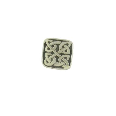 Gents Jewellery Sterling Silver Celtic Tie Tack