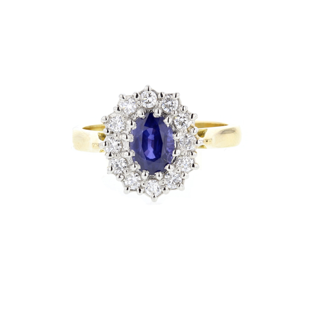 Irish Diamond Eternity Rings