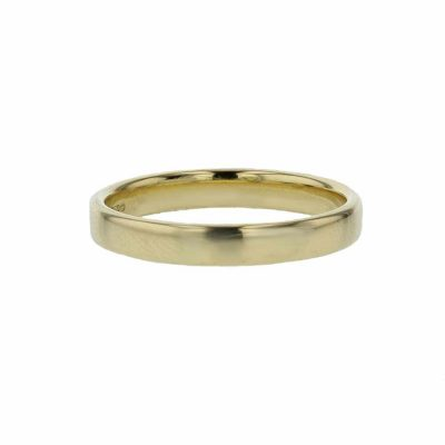 Rings 18ct. Yellow Gold Plain Ring
