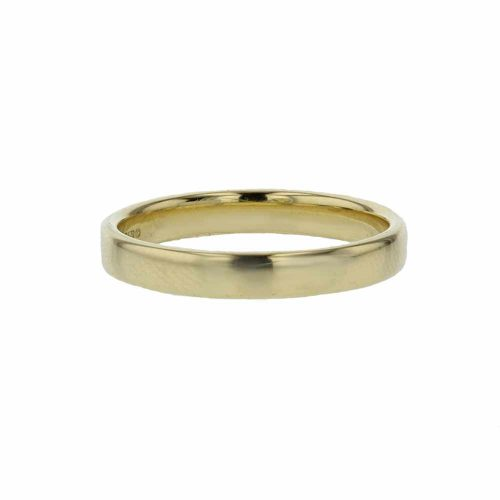 Rings 18ct. Yellow Gold Plain Ring