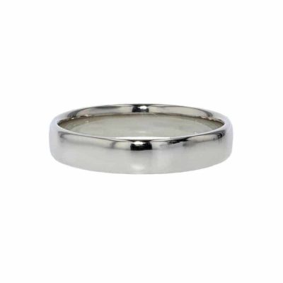 Gents Jewellery Palladium Gents Wedding Ring