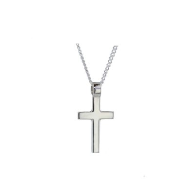 Jewellery Handmade Sterling Silver Cross